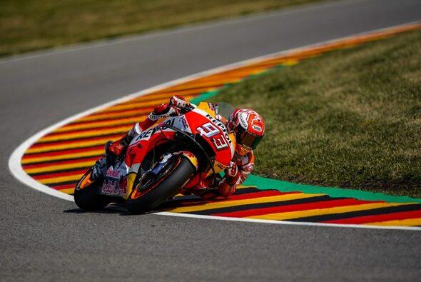 Marc Marquez siegt zum zehnten Mal auf dem Sachsenring - Foto: Repsol Honda