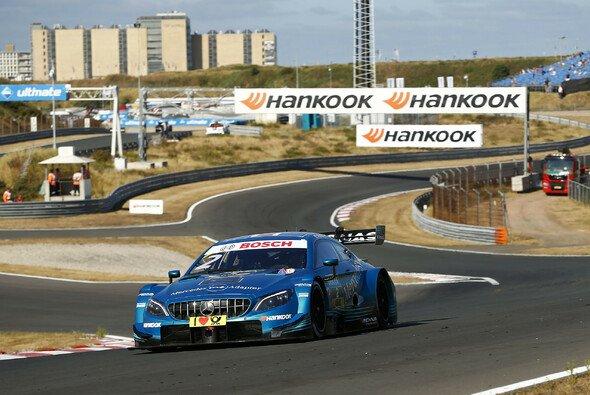 23. Sieg für Mercedes-Veteran Gary Paffett in der DTM - Foto: DTM
