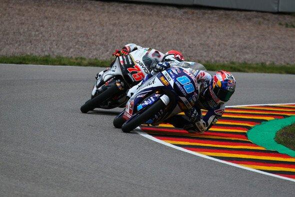 Jorge Martin fuhr am Sachsenring ein fehlerfreies Rennen - Foto: Tobias Linke