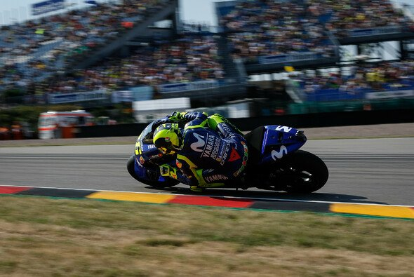 Valentino Rossi startet am Sachsenring - Foto: Tobias Linke