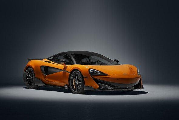Der neue McLaren 600LT ist das neue Flaggschiff des Sportwagenherstellers - Foto: McLaren