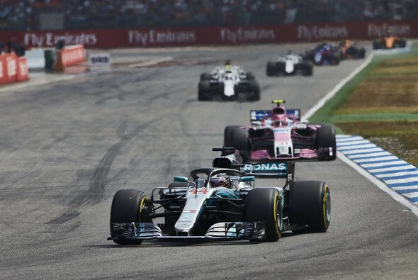 Pirelli hat die mittleren Mischungen seines Sortiments für den Deutschland GP nominiert - Foto: Mercedes-Benz