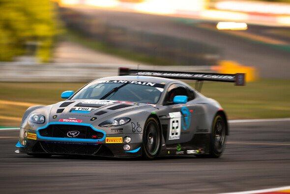 Der DTM-Einstieg von Aston Martin ist alles andere als fix - Foto: Nick Dungan / Drew Gibson Photography