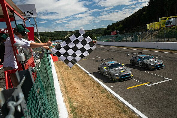 Erfolgreiches Debüt für R-Motorsport bei den 24h von Spa - Foto: Nick Dungan