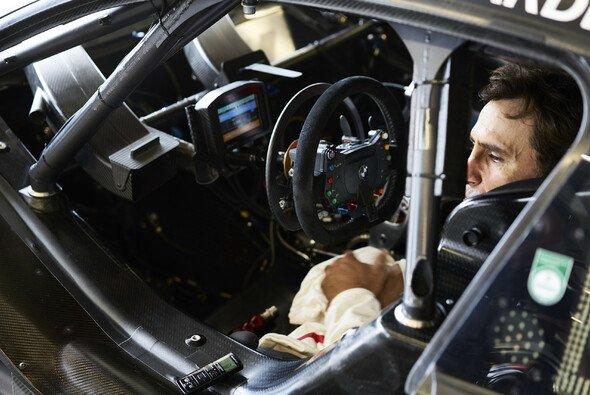 Alessandro Zanardi wird in Misano erstmals ohne Prothesen fahren - Foto: BMW