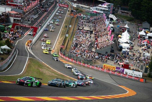 Die 24 Stunden von Spa sind das größte GT3-Rennen der Welt - Foto: Nick Dungan / Drew Gibson Photography