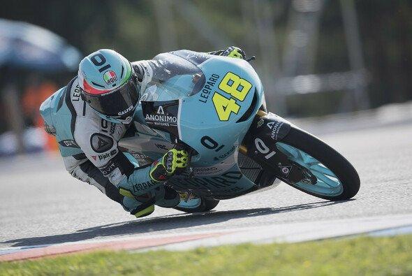 Lorenzo Dalla Porta ist nun Grand-Prix-Sieger - Foto: Leopard Racing