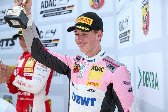 David Schumacher ist Rookie-Champion der ADAC Formel 4 - Foto: ADAC Formel 4