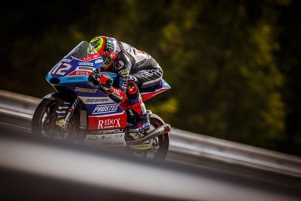 Marco Bezzecchi steht auf Pole Position - Foto: PrüstelGP I RLekl
