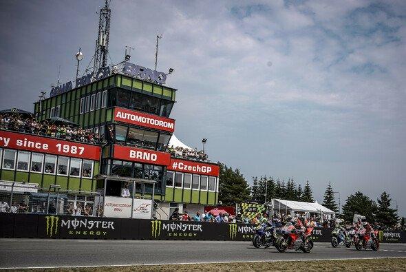 Die MotoGP könnte sich aus Brünn verabschieden - Foto: Movistar Yamaha