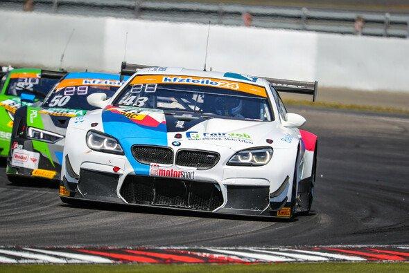 Dennis Marschall erlebte am Nürburgring ein durchwachsenes Wochehenden - Foto: Axel Weichert / 100octane.de
