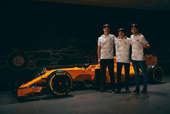 McLaren holt Top-Gamer für sein neues eSports-Team - Foto: McLaren