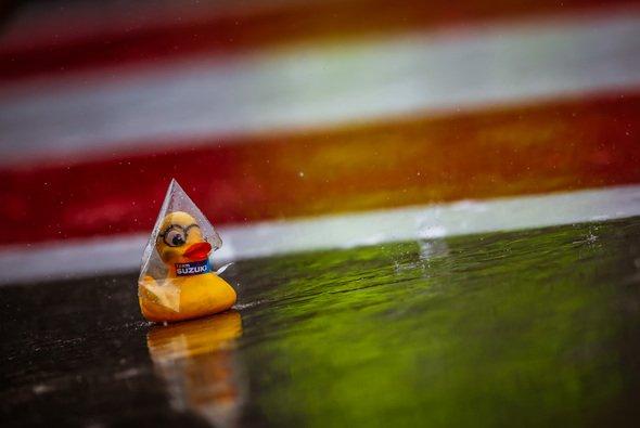Regen legt Silverstone am Sonntag lahm - Foto: Ronny Lekl/gp-photo.de