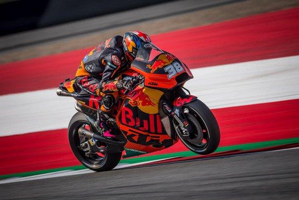 Bradley Smith tauscht seine MotoGP-KTM gegen eine MotoE-Energica - Foto: Ronny Lekl/gp-photo.de