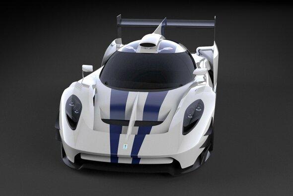 Mit diesem Auto will die Scuderia Cameron Glickenhaus in Le Mans siegen - Foto: Scuderia Cameron Glickenhaus/Facebook