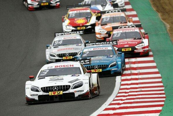 Mercedes kassiert am Nürburgring eine Motoren-Strafe - Foto: DTM