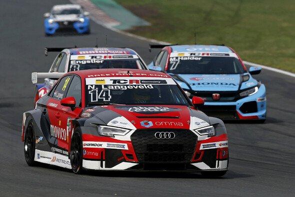 Für den Audi-Piloten zählen nur Siege - Foto: ADAC TCR Germany