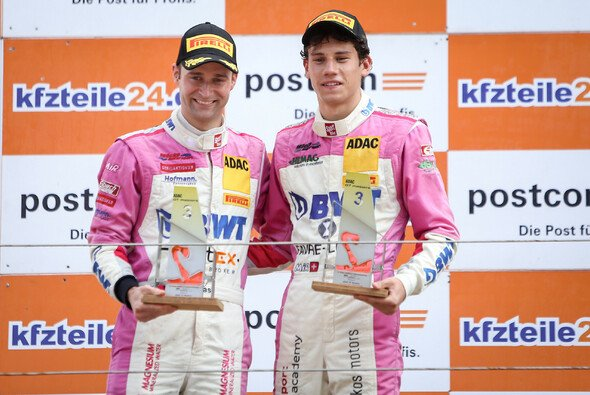 Podium für Feller/Haase in Zandvoort - Foto: Gruppe C Photography