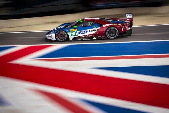 Stefan Mücke holt in Silverstone wichtige Meisterschaftspunkte - Foto: Ford Chip Ganassi Team UK