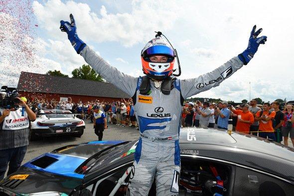 Zweiter IMSA-Sieg für Dominik Baumann - Foto: Sideline Sports Photography