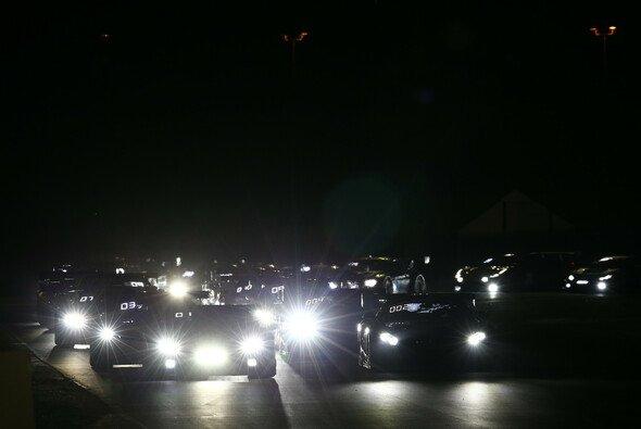 Die DTM bestreitet in Misano die ersten Nachtrennen ihrer Geschichte - Foto: Blancpain GT