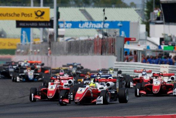 Mick Schumacher geht als letzter Formel-3-Europameister in die Geschichtsbücher ein - Foto: FIA Formula 3