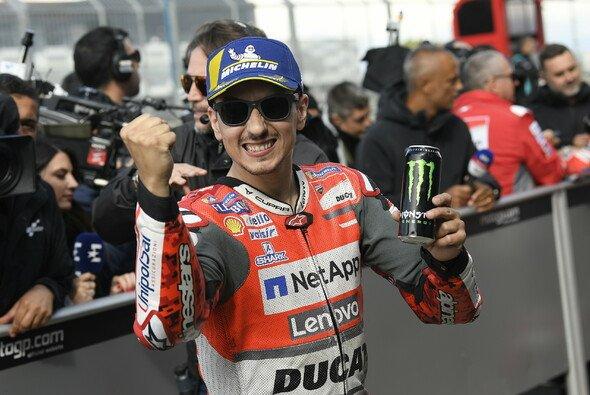 Kehrt Jorge Lorenzo wohlmöglich als Ducati-Pilot in die MotoGP zurück? - Foto: Ducati