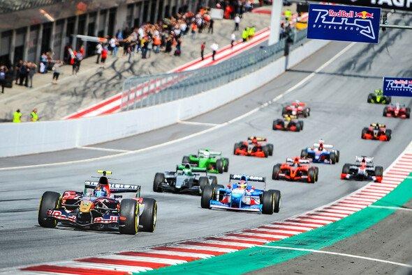 Die BOSS GP fährt im Rahmen der DTM-Rennen in Österreich - Foto: Michael Jurtin Photography