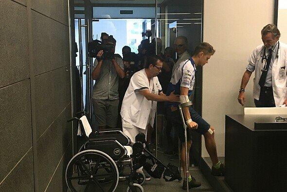 Tito Rabat gab am Montag eine Pressekonferenz - Foto: Avintia