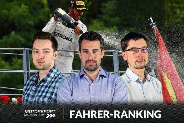 Lewis Hamilton hat sich in Monza auch im Fahrerranking durchgesetzt - Foto: LAT Images/Motorsport-Magazin.com