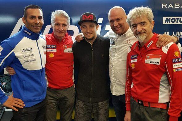 Karel Abraham bekommt eine 2018er-Ducati - Foto: Avintia Racing
