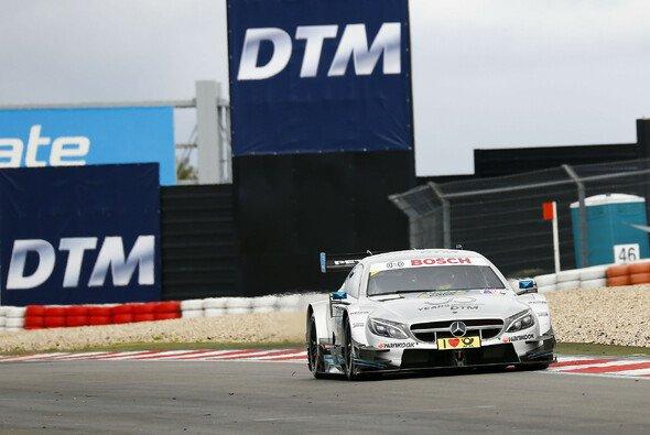 In diesem Mercedes war gestern Mick Schumacher unterwegs - Foto: Hoch Zwei
