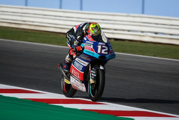 Pole Position für Marco Bezzecchi in Thailand - Foto: Tobias Linke