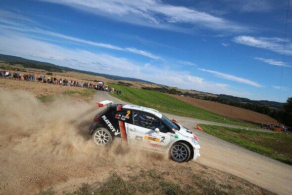 Zweiter Saisonsieg für Marijan Griebel und das Team Romo Peugeot - Foto: DRM