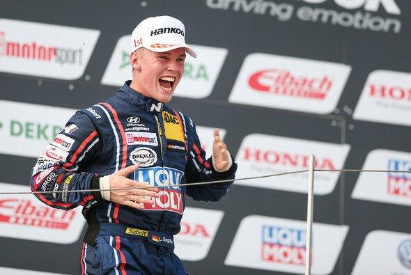 Eroberte die Spitze der Fahrerwertung: Luca Engstler - Foto: ADAC TCR Germany
