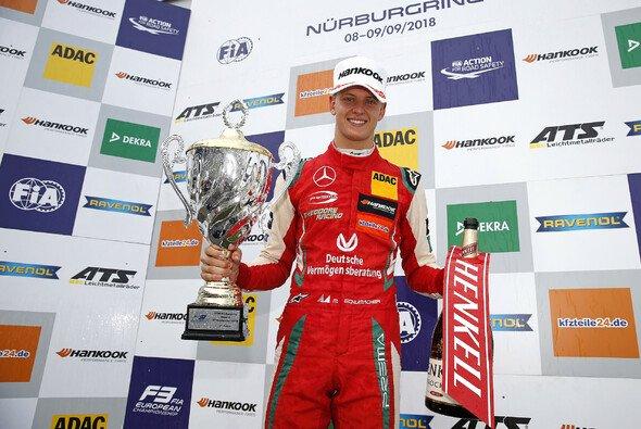 Mick Schumacher ist ADAC Junior-Motorsportler des Jahres - Foto: FIAF3