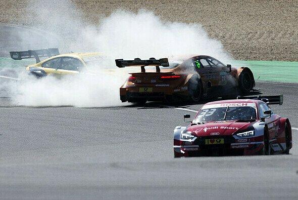 Rene Rast sorgt für mächtig Wirbel bei Mercedes und in der DTM - Foto: Audi Communications Motorsport / Michael Kunkel