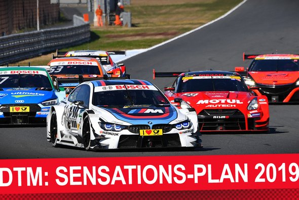Audi, BMW, Aston Martin, Lexus, Nissan, Honda: DTM 2019 mit 6 Marken? - Foto: Motorsport-Magazin.com