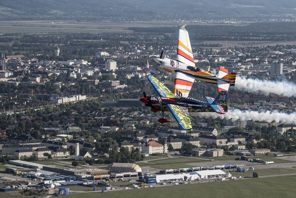 Das Red Bull Air Race gastiert in Wr. Neustadt - Foto: Red Bull Content Pool
