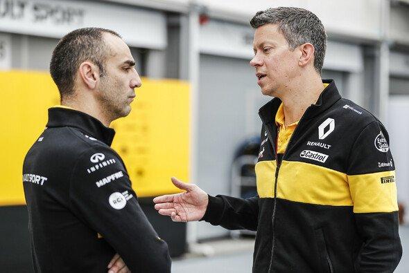 Cyril Abiteboul muss Renault und Alpine verlassen - übernimmt Marcin Budkowski die Formel-1-Spitze? - Foto: LAT Images