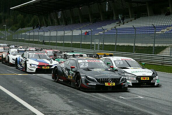 Mercedes sichert sich den vorzeitigen Titelsieg in der Hersteller-Meisterschaft - Foto: DTM