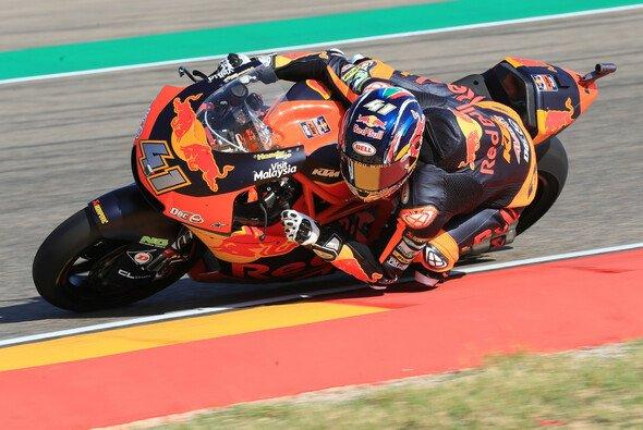 Brad Binder setzt sich in Aragon durch - Foto: KTM