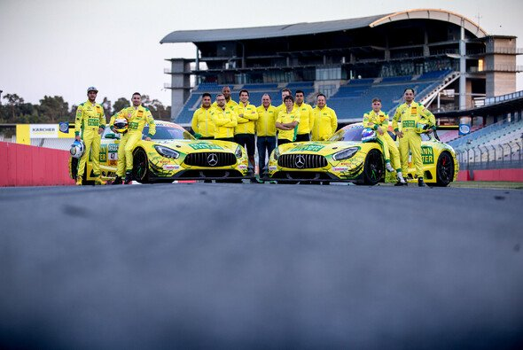 Rennstall erstmals bestes Team in der Liga der Supersportwagen - Foto: ADAC GT Masters
