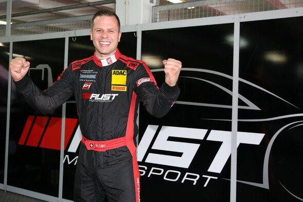 Pirelli-Trophy-Hattrick: Audi-Pilot Remo Lips - Foto: ADAC GT Masters