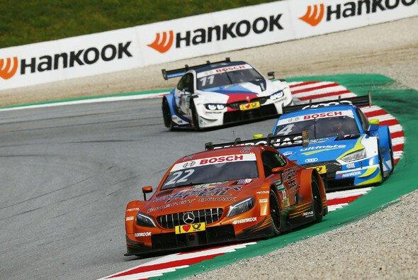 2018 fuhren mit Mercedes, Audi und BMW nur deutsche Hersteller in der DTM - Foto: DTM