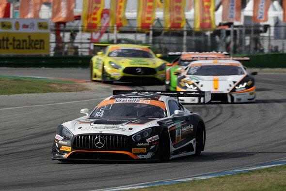 Dominik Baumann fuhr bei seinem Gastspiel im ADAC GT Masters in die Punkte - Foto: Gruppe C GmbH