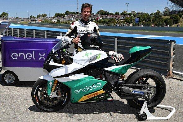 Nico Terol wird in der MotoE an den Start gehen - Foto: Angel Nieto Ducati