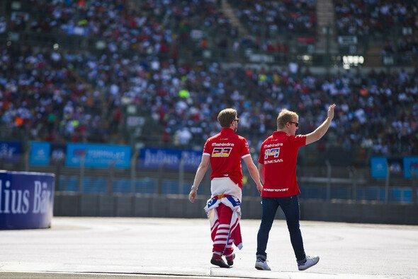 Nick Heidfeld und Felix Rosenqvist starten nicht mehr für Mahindra - Foto: LAT Images