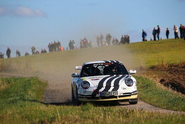 Ruben Zeltner gewinnt in der Division 2 - Foto: ADAC Rallye Masters