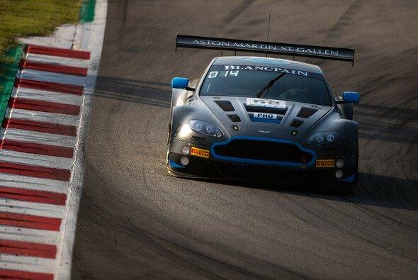 Jetzt ist alles bereit für den Einstieg von Aston Martin in die DTM - Foto: Nick Dungan